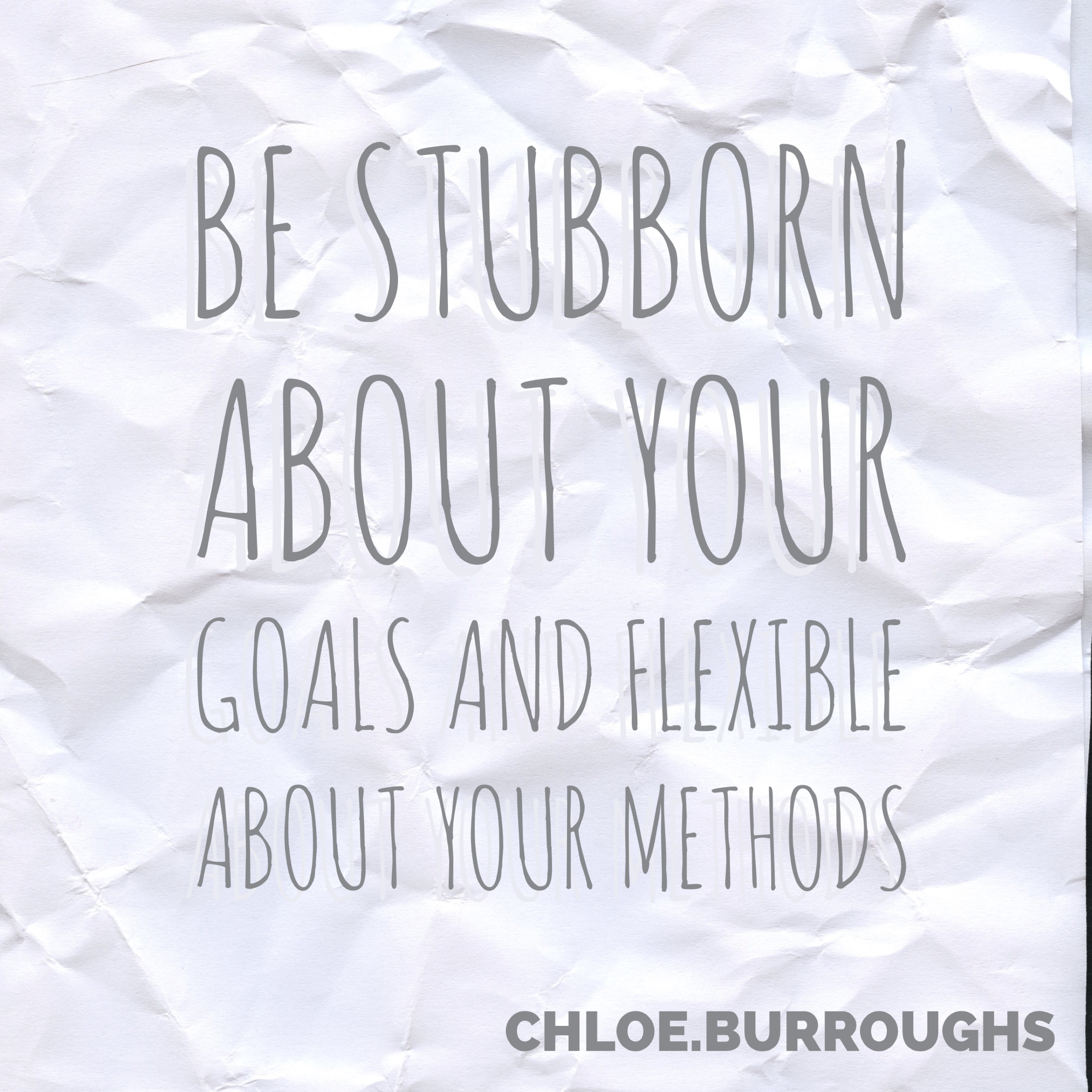 New student advice - flexible