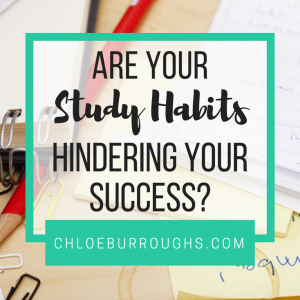 ARE YOUR STUDY HABITS RUINING YOUR SUCCESS?