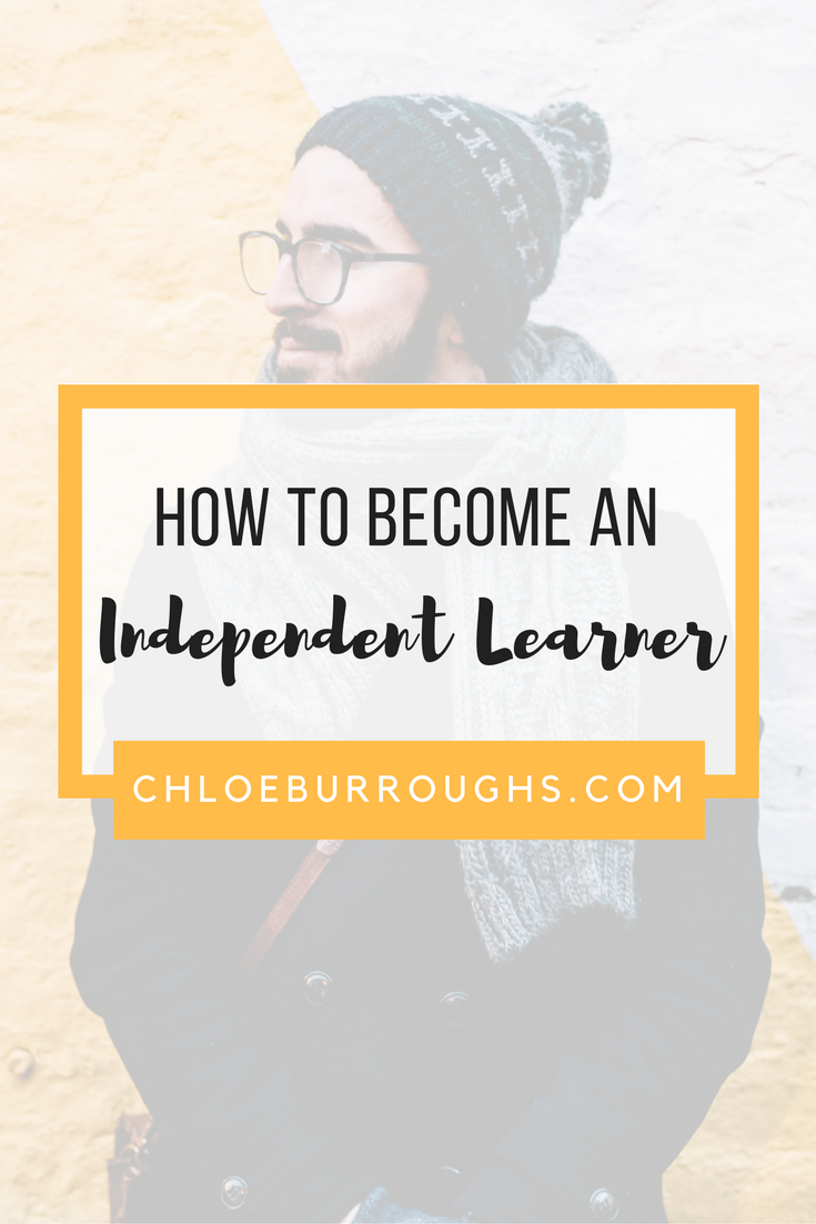 HOW TO BECOME AN INDEPENDENT LEARNER6