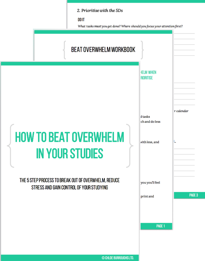 Beat overwhelm workbook image copy