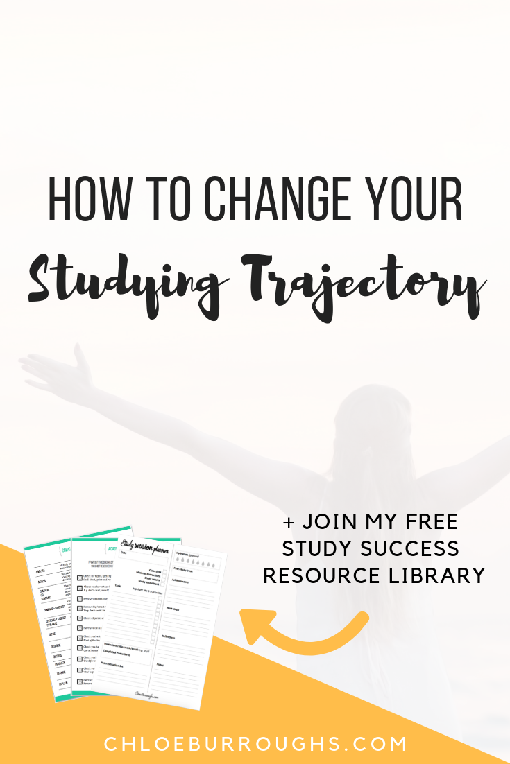 How to Change Your Studying Trajectory 2