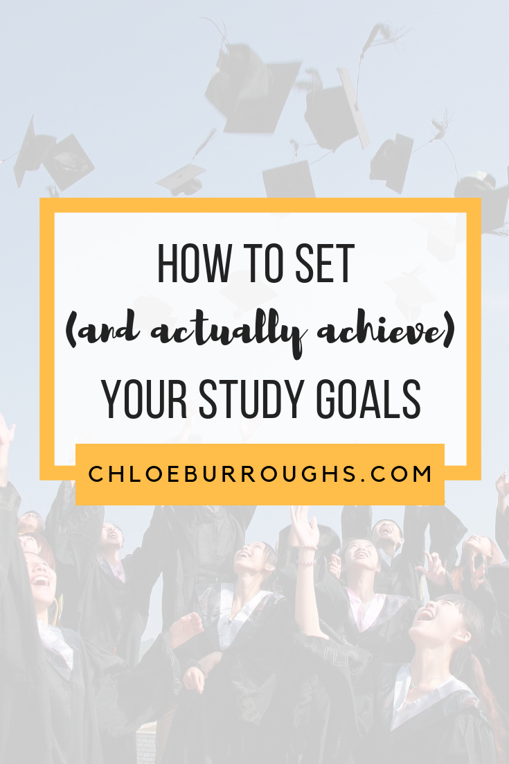 How to Set (And Actually Achieve) Your Study Goals5