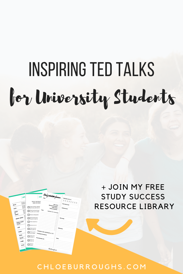 Inspiring Ted Talks for University Students 2