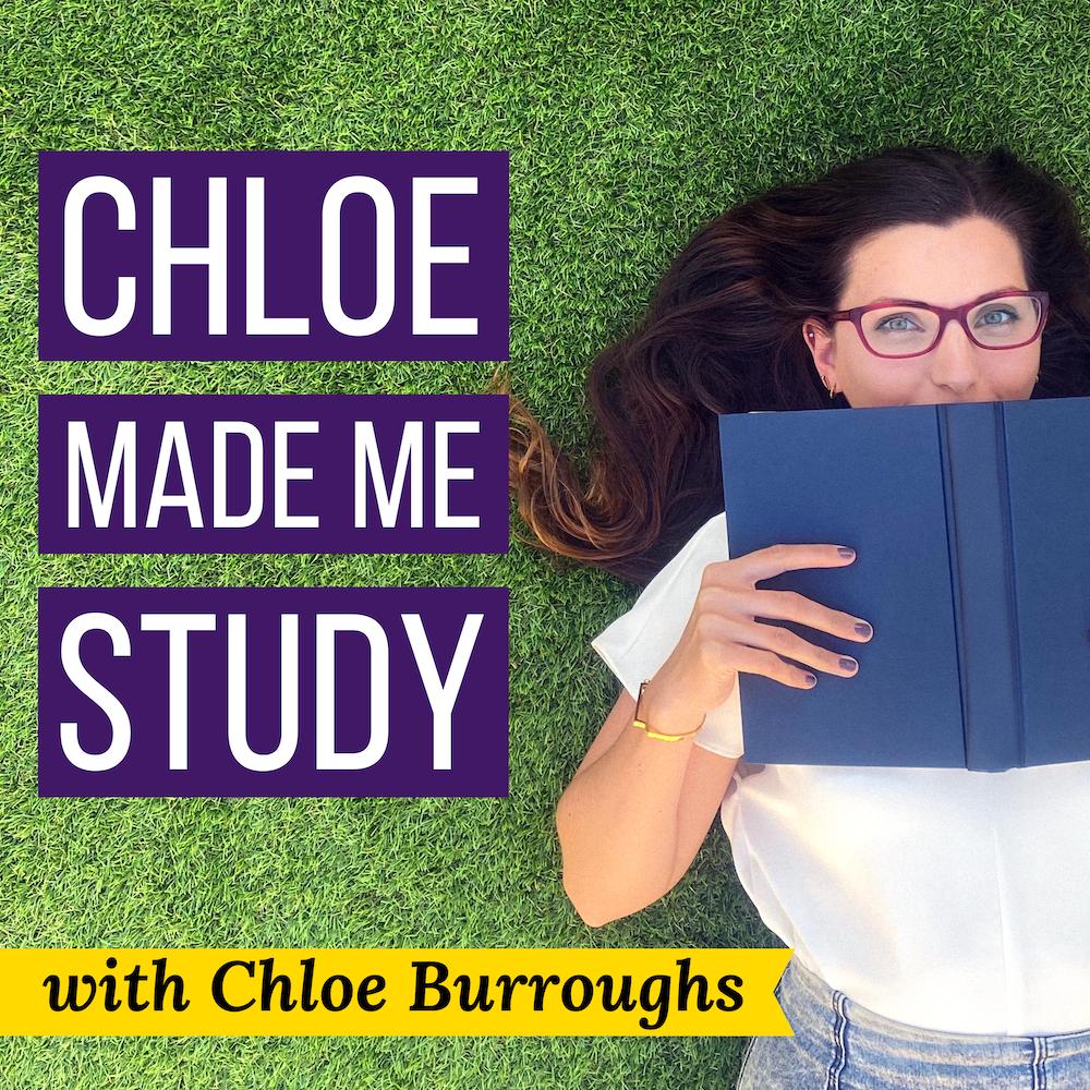 Chloe Made Me Study