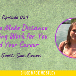 How to Make Distance Learning Work for You and Your Career