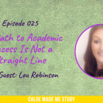 The Path to Academic Success Is Not a Straight Line