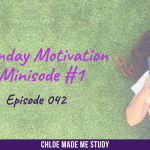 Ep.042 Monday Minisode #1