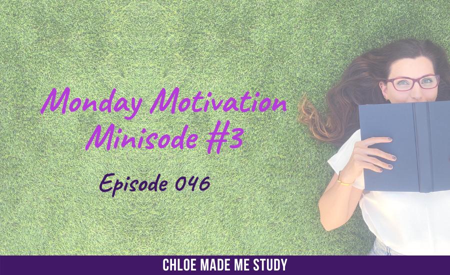 Ep.046 Monday Minisode #3