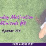 Ep.056 Monday Minisode #8