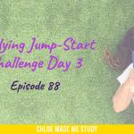 Studying Jump-Start Challenge Day 3