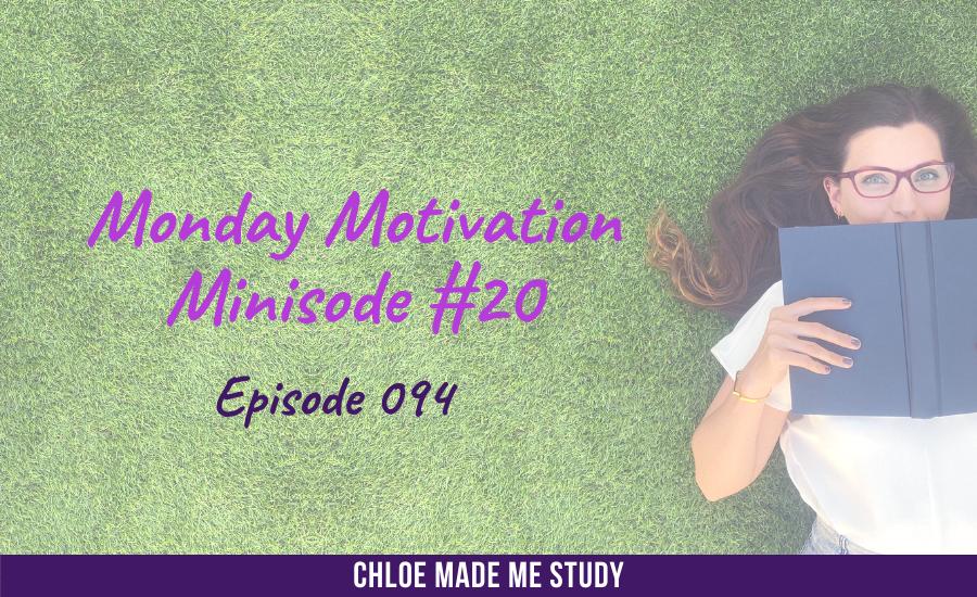 Ep.094 Monday Minisode #20