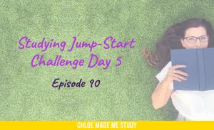 Studying Jump-Start Challenge Day 5