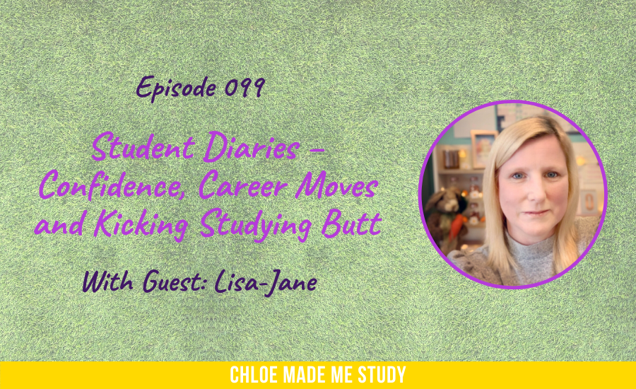 Student Diaries – Confidence, Career Moves and Kicking Studying Butt